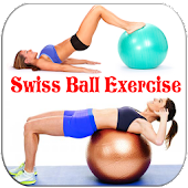 Exercise ball /Swiss Ball app