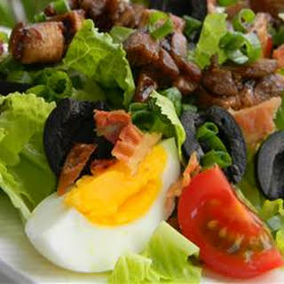 Marinated Chicken Salad.