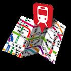 鉄道マップ 関東/私鉄(5) 西武 icon