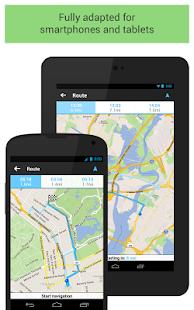GPS Navigation & Maps +offline v4.0