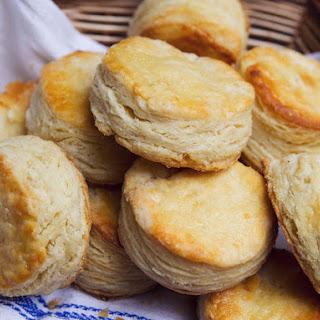 Super Flaky Buttermilk Biscuits