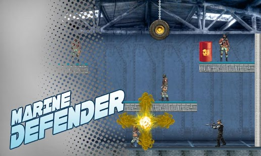 Marine Defender - screenshot thumbnail