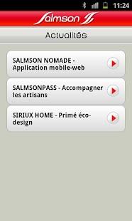 Salmson Nomade– Vignette de la capture d'écran