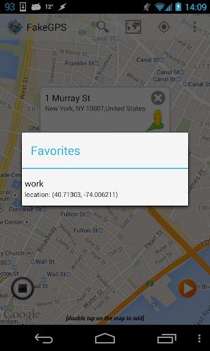 Fake GPS Go Location Spoofer  screenshots 3