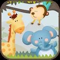 동물원 - GO런처 테마 - 프리미엄 icon