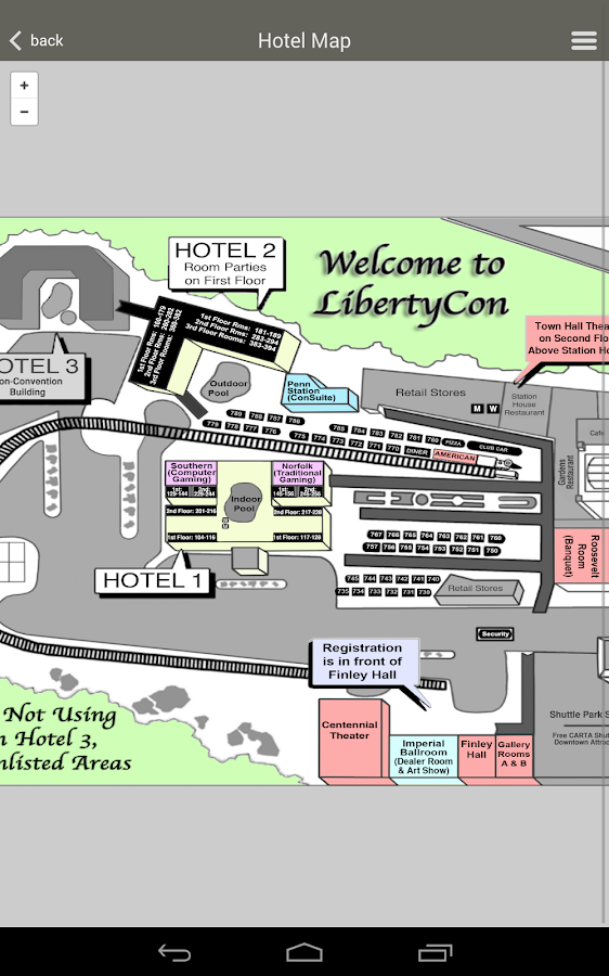 LibertyCon- screenshot