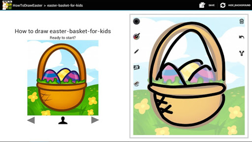 HowToDraw Easter