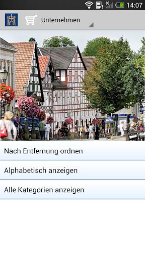 Bückeburg erleben