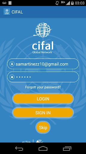 CIFAL App