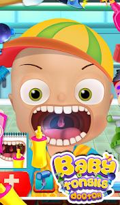 Baby Tonsils Doctor v32.0.2