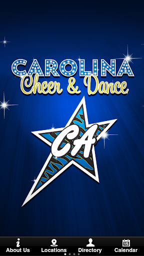 【免費運動App】Carolina Cheer and Dance-APP點子