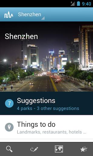 Shenzhen Guide by Triposo