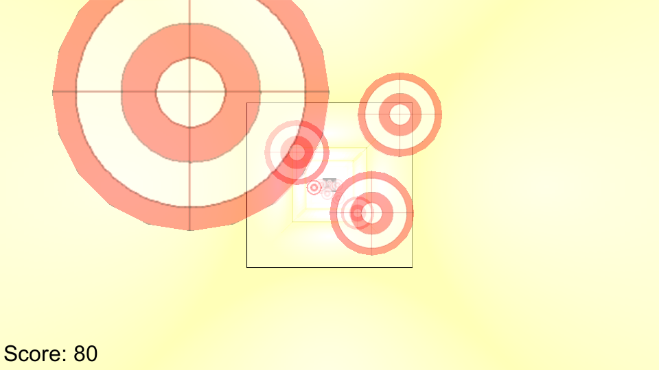 Targets- screenshot