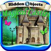 Hidden Objects Magical Castles