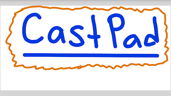 CastPad for Chromecast- screenshot thumbnail