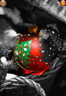 Christmas pics Doodle Scratch! - screenshot thumbnail