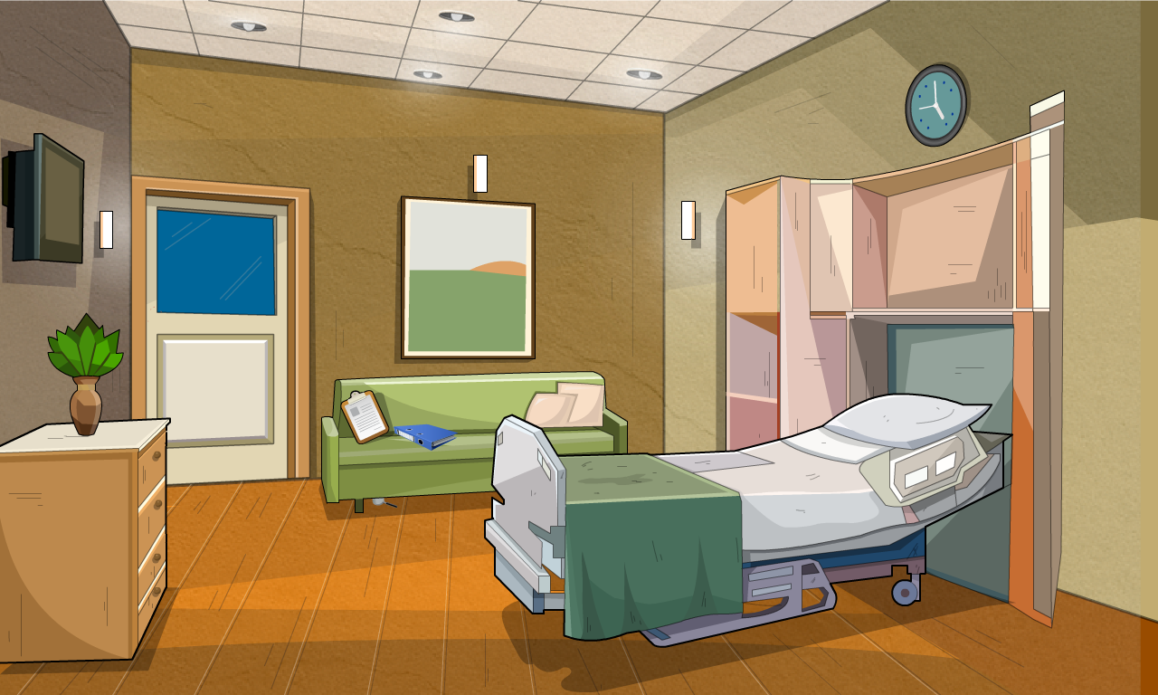 Escape Game Hospital Escape- screenshot