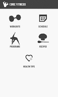 Core Fitness Pro
