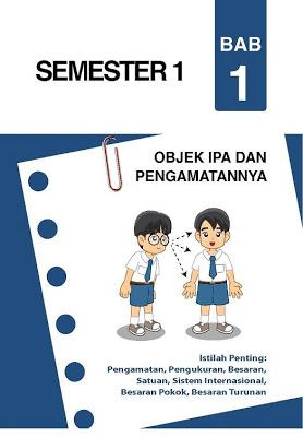 Buku Siswa SMP Kelas 7 IPA - screenshot