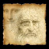 Leonard da Vinci Art Wallpaper