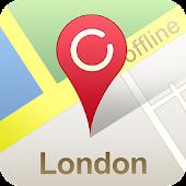 London Offline City Map (GPS)