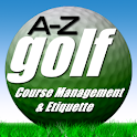 The A to Z of Golf Course Mngt logo