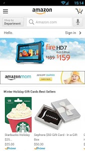Amazon Shopping v5.3.1.100