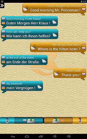 Conversation Translator 1.14 screenshot 207604