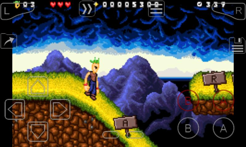 My Boy! - GBA Emulator: captura de tela