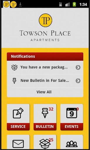 Towson Place Apartments