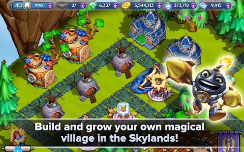 Android Apps: Skylanders Lost Islands