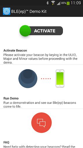 玩免費生產應用APP|下載BLEep™ Demo Kit app不用錢|硬是要APP