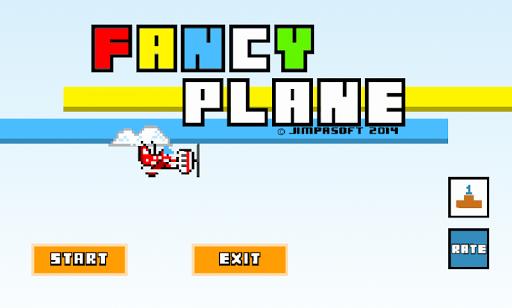 Fancy Plane