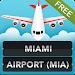 FLIGHTS Miami Airport Icon