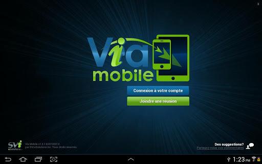 Via Mobile for Via 6