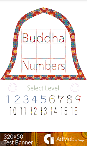 Number Puzzle - Buddha Numbers