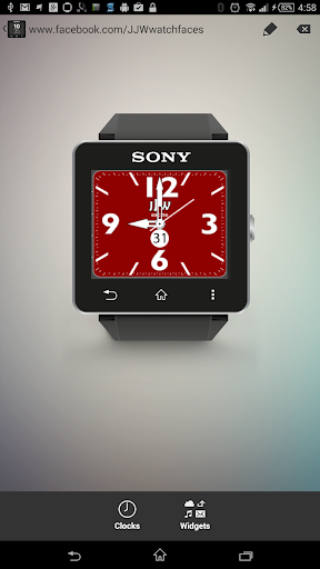 JJW Excite Watchface 9 for SW2