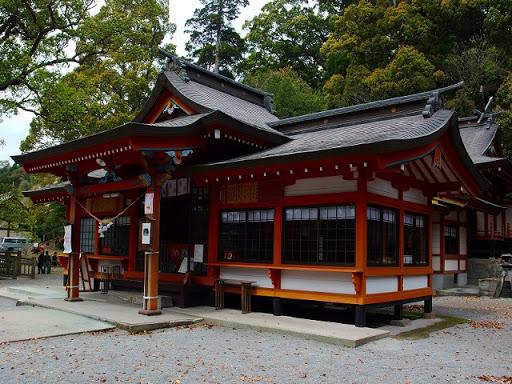 蒲生八幡神社