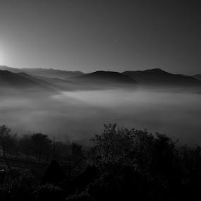 Sunrise. by Suciu Corina - Landscapes Mountains & Hills (  )