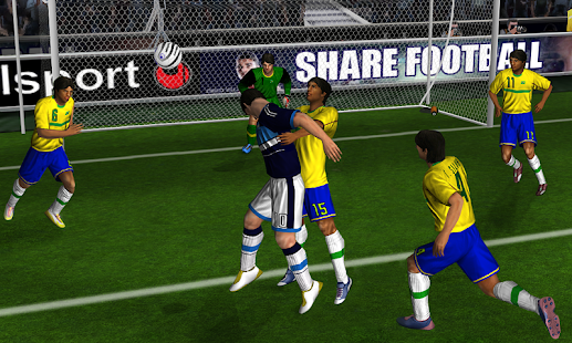 Real Soccer 2012 Screenshot 30