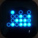 Binary clock LiveView plugin logo