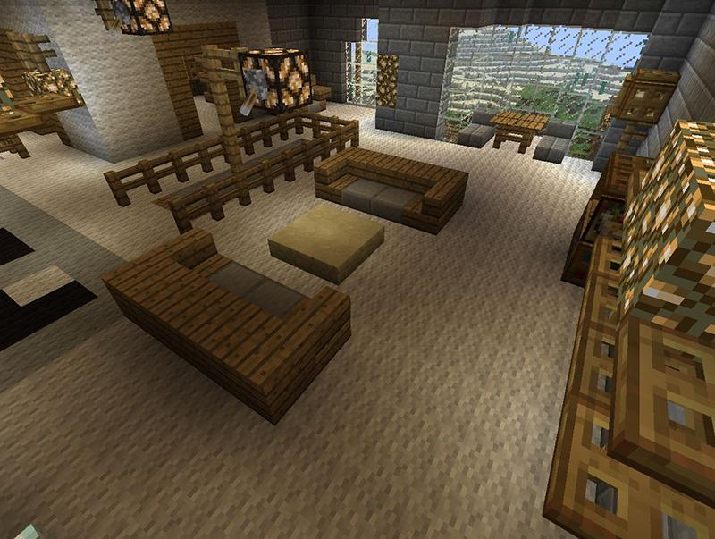 Minecraft Furniture cool furniture ideas minecraft - android apps on google play