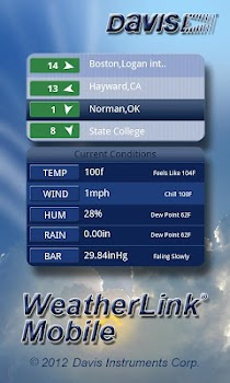 WeatherLink Mobile