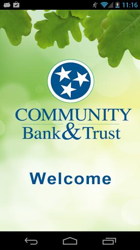 Community Bank Trust Mobile