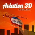 Aviation 3D - Helicopter icon