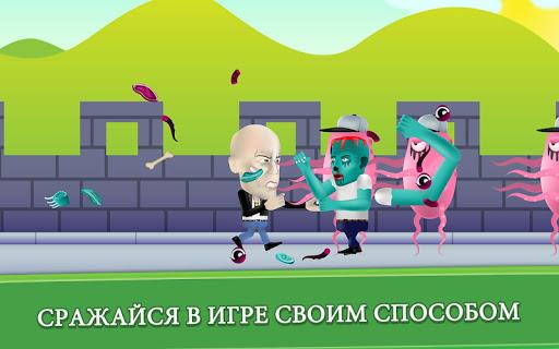 Игра Monster killer для планшетов на Android
