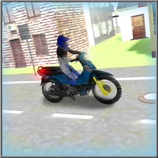 시티 모터 스쿠터 주차장 2 模擬 App LOGO-硬是要APP