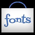 Font Vending logo