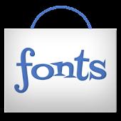 Font Vending