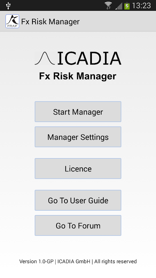 Risk management in forex market pdf